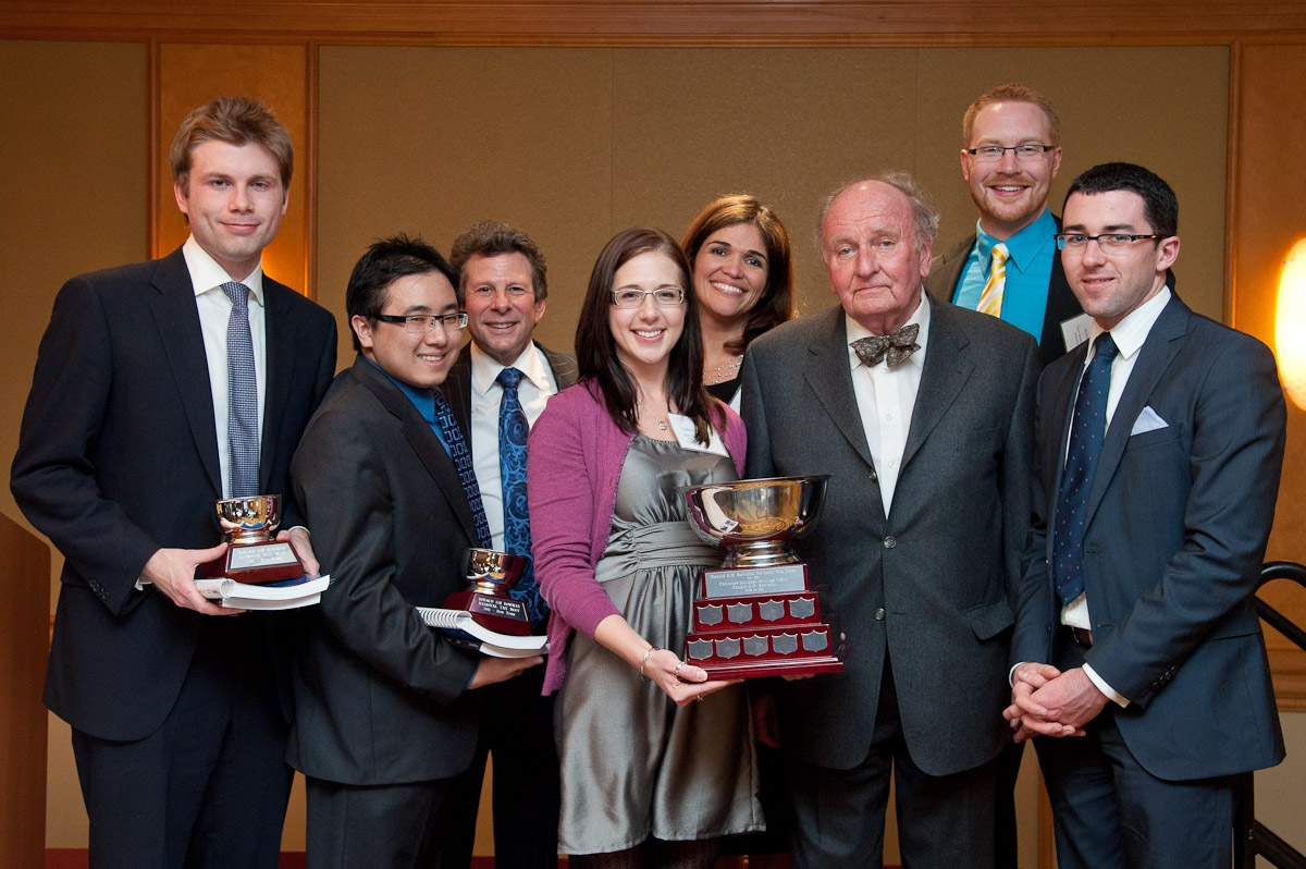 2011 Moot Winners, University of Windsor Team