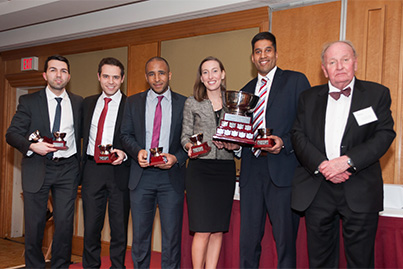 Bowman Moot 2015 Winners